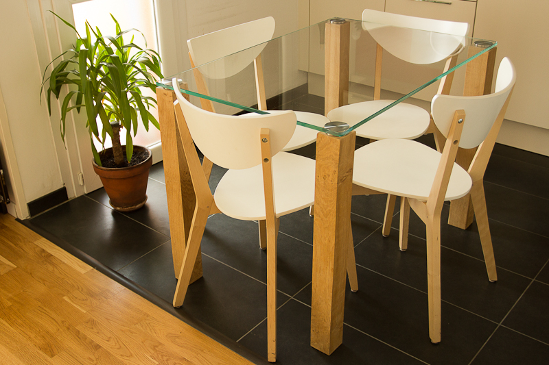 Mobilier casamare for Mobilier table a manger