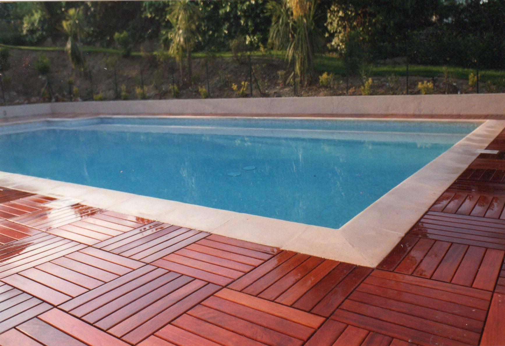 R alisations casamare for Accessoire piscine sollies pont